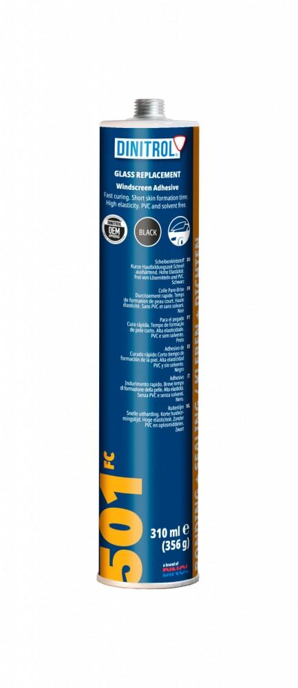 Szélvédőragasztó 3 órás 310 ml (501FC)