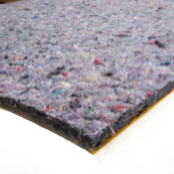 Hangszigetelő lap préselt textil 150x100x1 cm