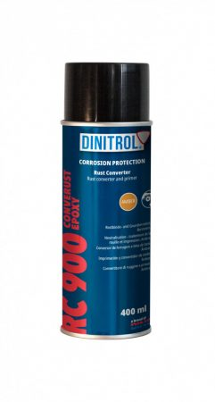 Rozsdaátalakító spray DINITROL RC-900 400 ml