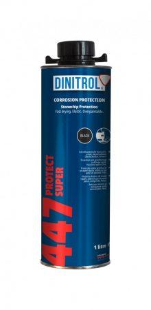 Kőfelverődés védő rücsi DINITROL 447 Protect Super 1 liter fekete
