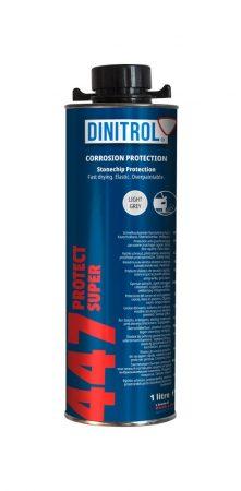 Kőfelverődés védő rücsi DINITROL 447 Protect Super 1 liter szürke