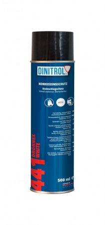Kőfelverődés védő rücsi Dröhnex 441 spray fehér
