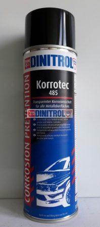 Korrózióvédő viasz spray DINITROL 485 500 ml