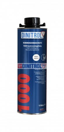 Üregvédő viaszos DINITROL 1000 1 liter