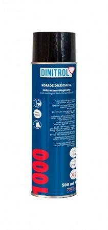 Üregvédő viasz Dinitrol 1000 spray bézs-áttetsző