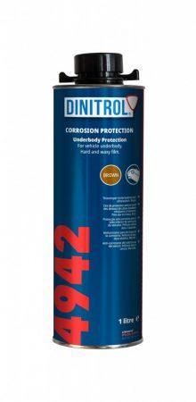 Alvázvédő viaszos, barna  DINITROL 4942 1 liter