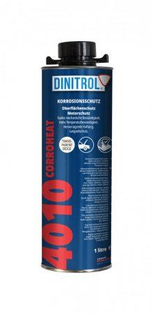 Korrózióvédő viasz kemény, hőálló 1 liter (4010)