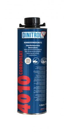 Korrózióvédő viasz kemény, hőálló DINITROL 4010 1 liter