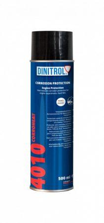 Korrózióvédő viasz spray kemény, hőálló DINITROL 4010 500 ml
