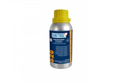 Szélvédőragasztóhoz tisztító DINITROL 520 250 ml