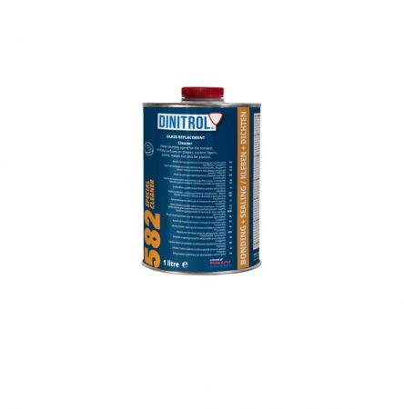 Ragasztó anyag PU előtisztító DINITROL 582 1 liter