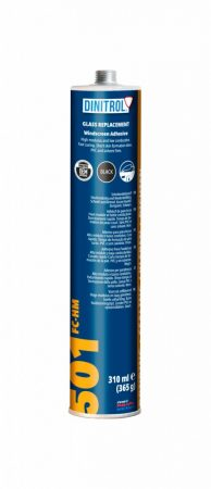 Szélvédőragasztó DINITROL 501 FC-HM 310 ml