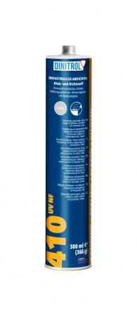 Ragasztó-tömítő szürke DINITROL 410 UV 300 ml
