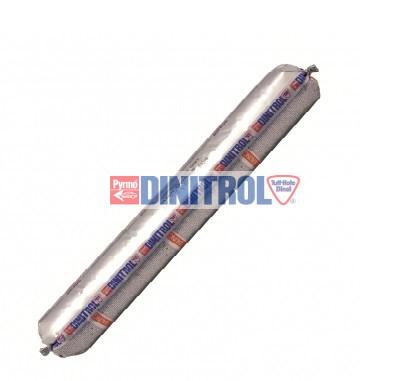 Ragasztó-tömítő fekete DINITROL 410 UV 600 ml