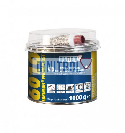 Super-Soft gitt 3 kg (6010)