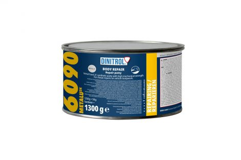 Metalu gitt 1,3 kg DINITROL 6090