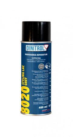 Lökhárító szürke spray DINITROL 8020 400 ml