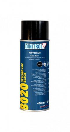Lökhárító fekete spray DINITROL 8020 400 ml