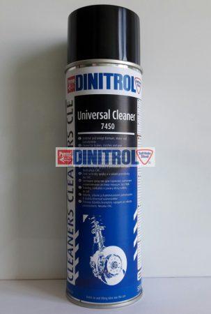 Féktisztító spray DINITROL 7450 500 ml