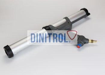 Kinyomópisztoly levegős COX AIRFLOW 3  310/400 ml fóliához