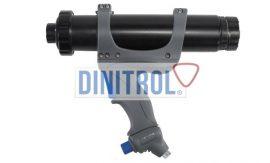 Szórható-tömítő pisztoly COX JETFLOW 3 310 ml kartushoz