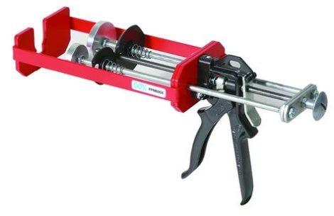 Kinyomópisztoly kézi COX 2K RBM310X 2x310 ml tubushoz