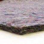 Hangszigetelő lap préselt textil 150x100x1,6 cm