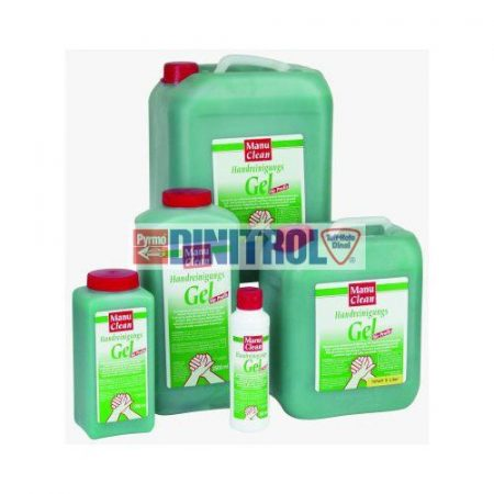 Kéztisztító gél 5 liter (festékoldó)
