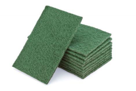 Csiszoló lap finom 15 x 23 cm zöld