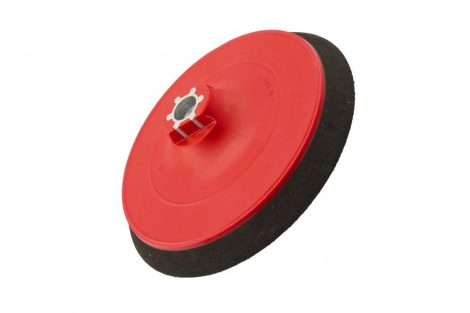 Flexipads Soft polír felfogató pad tépőzáras 150 mm
