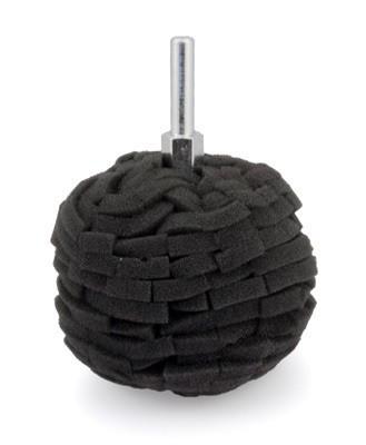 Csiszoló labda 100 mm polírozáshoz
