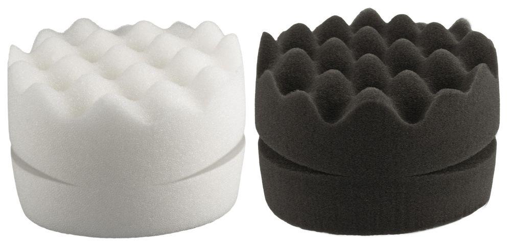 Kézi viaszoló-polírozó szivacs  2db - Alvázvédő e0ce996253