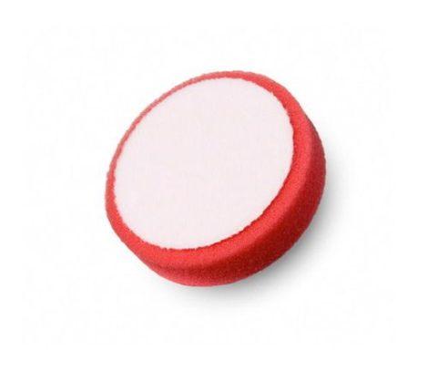 Tépőzáras piros polírozó korong extra finom  80x25