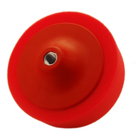 Menetes polírkorong piros extrafinom 150x50