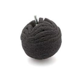 Csiszoló labda ultra finom 75 mm