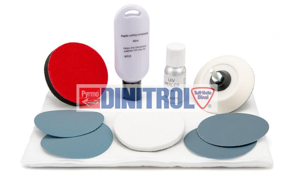 Fényszóró csiszoló és polírozó készlet - Alvázvédő 1cc14bdee3