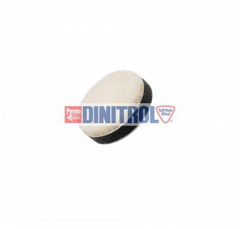Polírozó gyapjú korong 55x16 finom