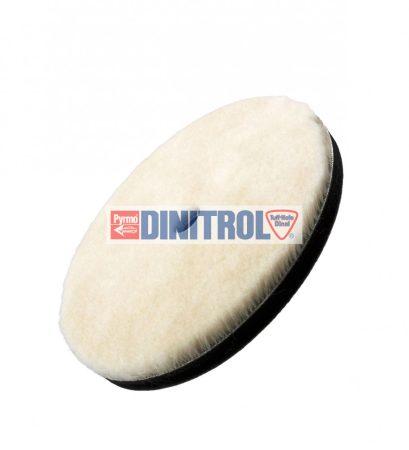Polírozó gyapjú korong 160x18 finom