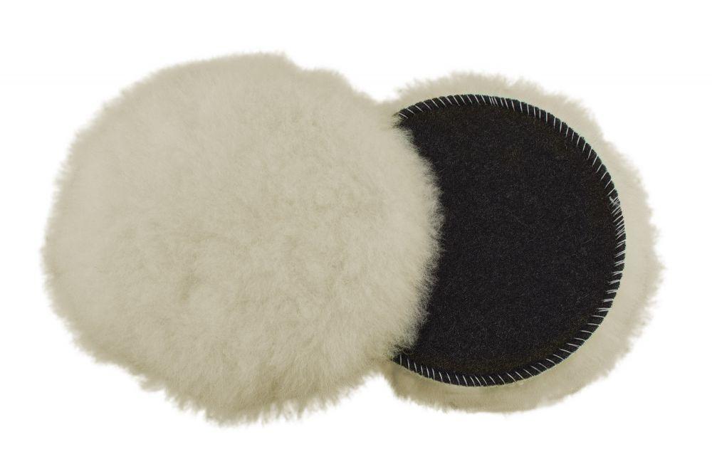 Polírozó gyapjú tépőzáras 130x20 finom - Alvázvédő 3c6555caf0