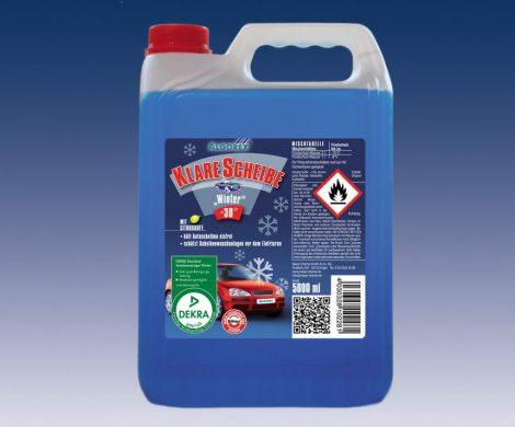 Téli szélvédőmosó -30 C