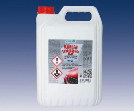 Fagyálló hűtőfolyadék -SF Plus 5 l UV piros