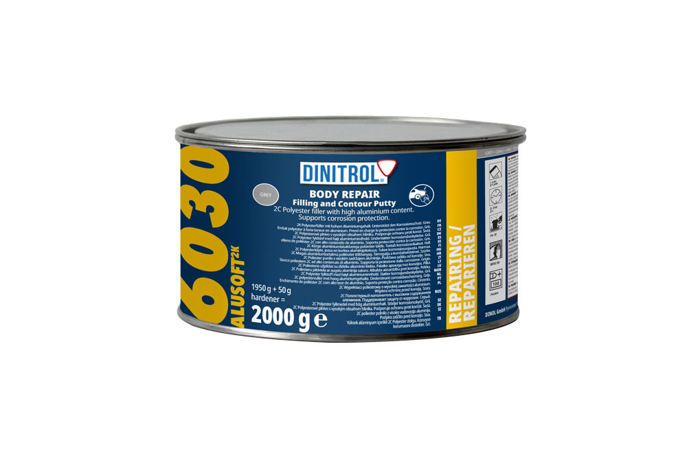 Image of Alumínium gitt 2 kg (6030)